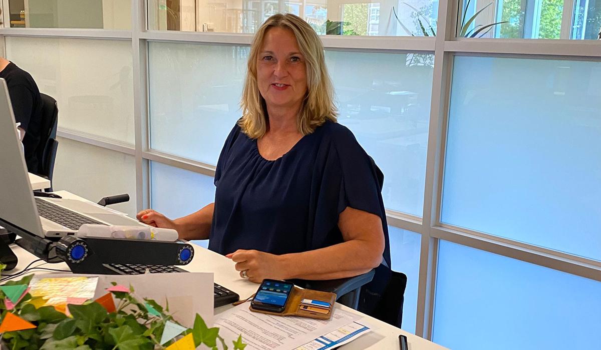 Even voorstellen… Inge Ruim, Operations Manager